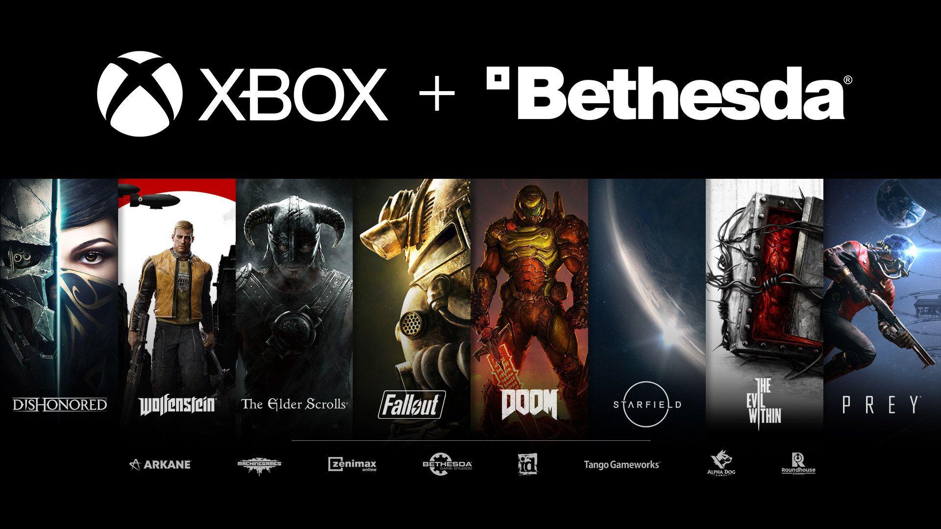从微软并购 ZeniMax,谈谈 Xbox 的过往和未来